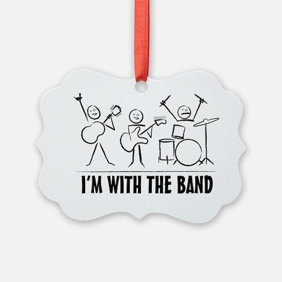 stickman band Ornament
