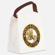 tempalar seal Canvas Lunch Bag