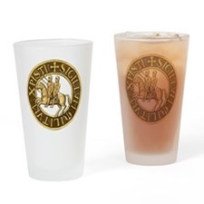 tempalar seal Drinking Glass
