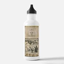 War midst the Heavens. Water Bottle