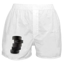 Official Ice Hockey Pucks Boxer Shorts