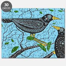 Crows Puzzle