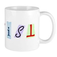 Autist/Artist Mug