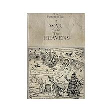 War midst the Heavens. (The origi Rectangle Magnet