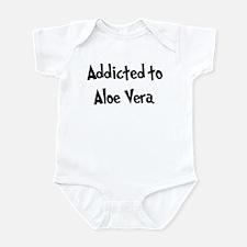 Addicted to Aloe Vera Infant Bodysuit