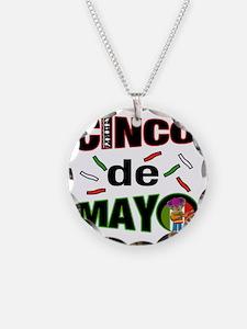Cinco de Mayo Guitar Player  Necklace