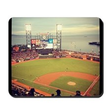 not many ballparks compare Mousepad
