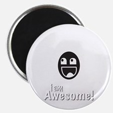 I Am Awesome Shirt Magnet