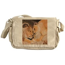 Lions Messenger Bag