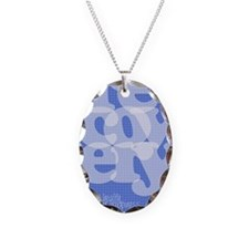 Blue Recovery Necklace