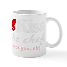 kiss chef Mug