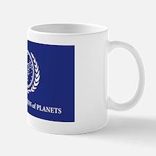 United Federation of Planets Flag Mug