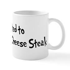Addicted to Philadelphia Chee Mug