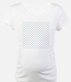 Blue Polka Dot D2b Shirt