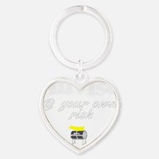 advise grill risky Heart Keychain