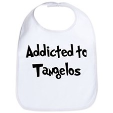 Addicted to Tangelos Bib