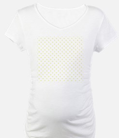Yellow Polka Dot D2 Shirt