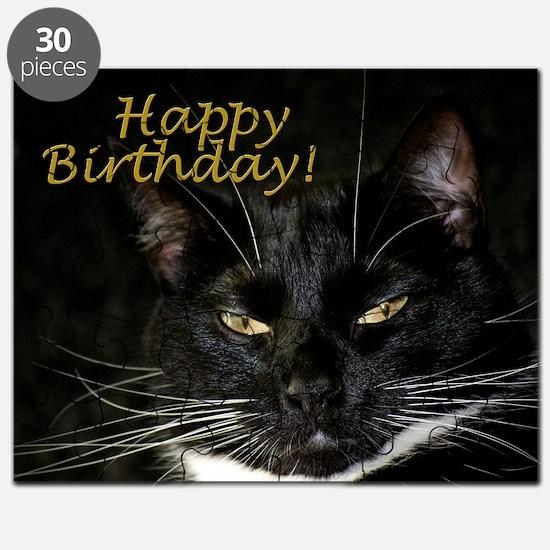 Stern Birthday Kitty Puzzle