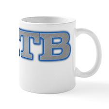 BATB Blue Steel Mug