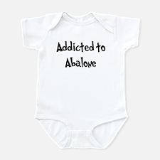 Addicted to Abalone Infant Bodysuit