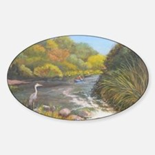 LA River Expeditions - Joan Wolfe - Decal