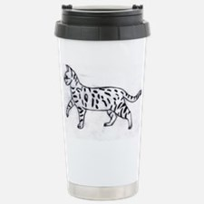 Kitty Kat KRafts Stainless Steel Travel Mug