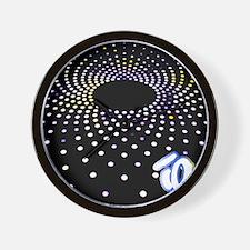 IQ Black Hole Wall Clock
