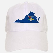 Virginia Past Matron Baseball Baseball Cap