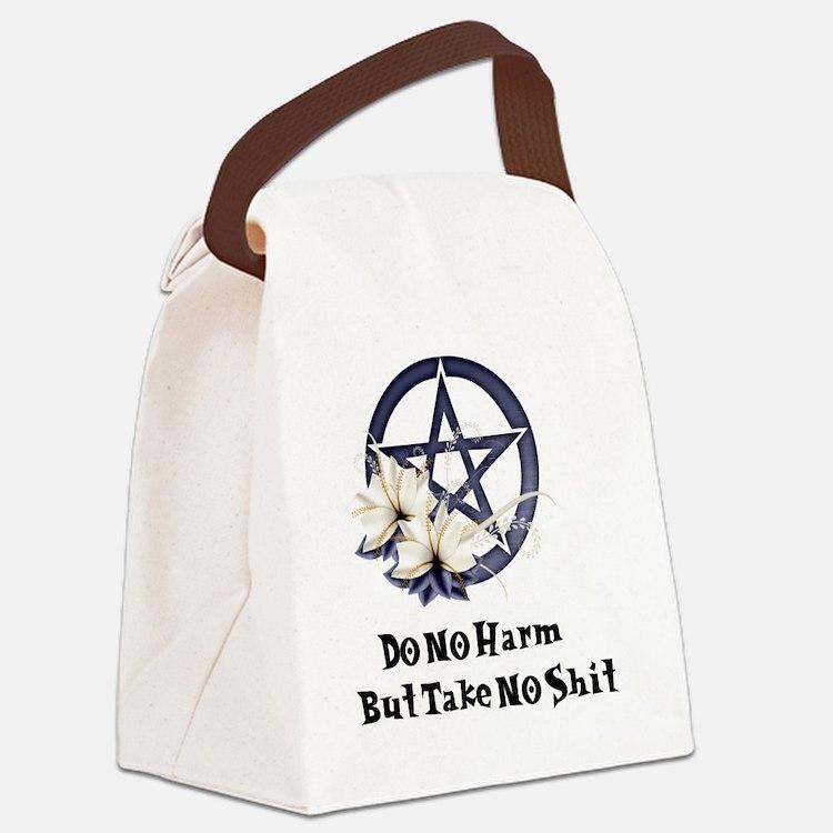 Do no harm Canvas Lunch Bag