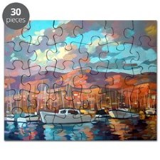 Santa Barbara 2 Puzzle