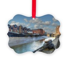 River Hull Picture Ornament