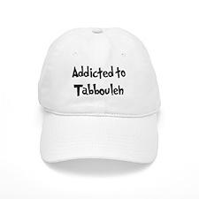 Addicted to Tabbouleh Baseball Cap