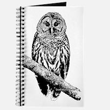 Mrs Barred Owl Journal