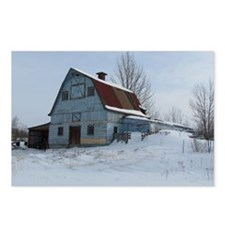 Bailey Barn Postcards (Package of 8)