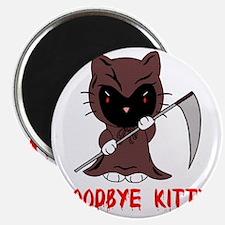 Goodbye Kitty Magnet