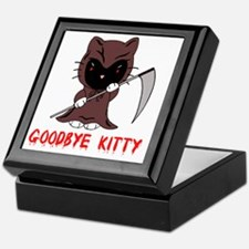 Goodbye Kitty Keepsake Box