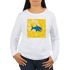 Shark Clock T-Shirt