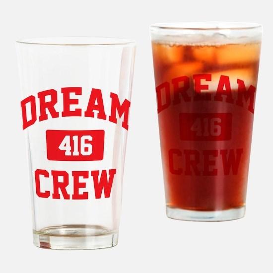 Dream Ville Drinking Glass
