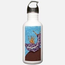 Purple Sea Slug Water Bottle