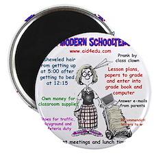 The Modern Teacher Magnet