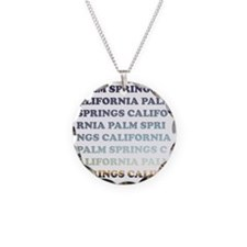 palm springs, california Necklace