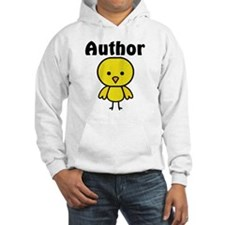Author Chick Hoodie