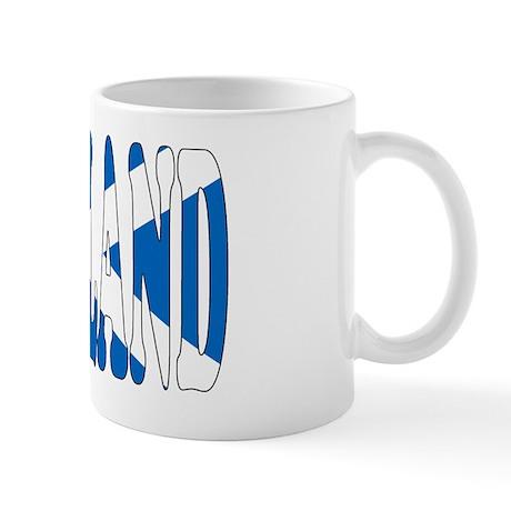SCOTLAND Mug