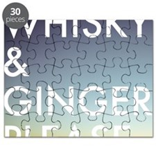 whisky and ginger, please Puzzle