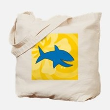 Shark Queen Duvet Tote Bag