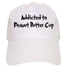 Addicted to Peanut Butter Cup Baseball Cap