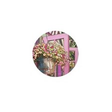 Greenhouse Doors Mini Button