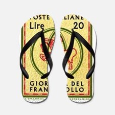 Medievil Francobollo Flip Flops