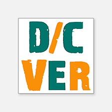 """DECIVOUS DECEIVERS CafePres Square Sticker 3"""" x 3"""""""