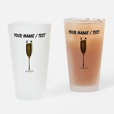Custom Champagne Glass Drinking Glass